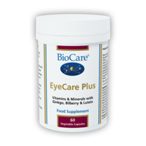 EyeCare Plus Nutrient Supplement Vegan