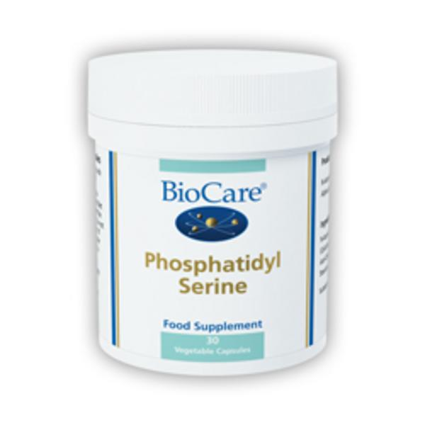 Phosphatidyl Serine Supplement Vegan