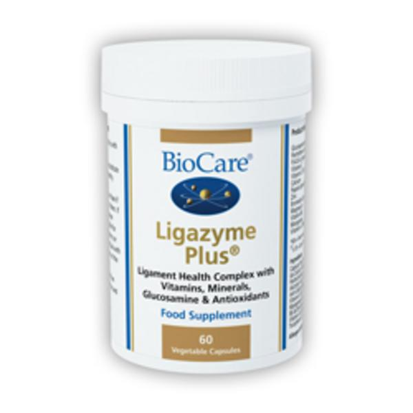 Ligazyme Plus Supplement Vegan