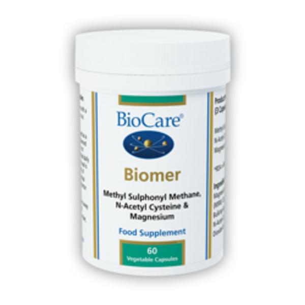 Biomer Chelating Complex Supplement Vegan