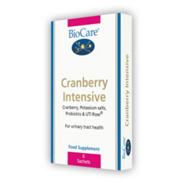Cranberry Intensive Supplement Vegan