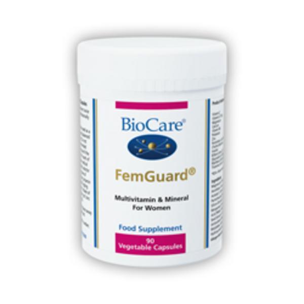 FemGuard Supplement Vegan