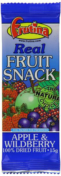 Apple Wildberry Fruit Snack