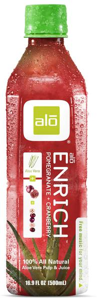 Enrich Aloe Vera,Pomegranate & Cranberry Juice