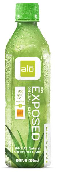 Exposed Aloe Vera & Honey Juice