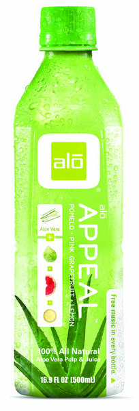 Appeal Aloe Vera,Pomelo,Pink Grapefruit & Lemon Juice