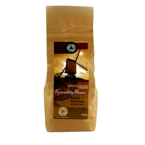 Brown Rice Flour Gluten Free, ORGANIC