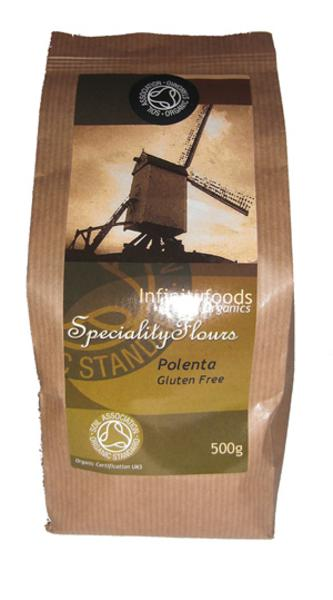 Polenta Flour Gluten Free, ORGANIC