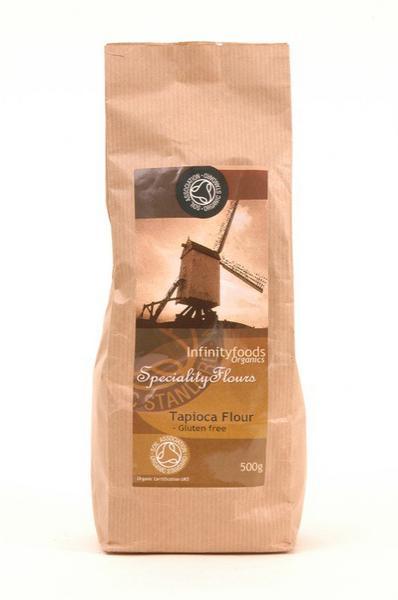 Tapioca Flour Gluten Free, ORGANIC