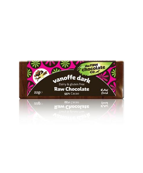 Vanoffe Dark Raw Chocolate Vegan