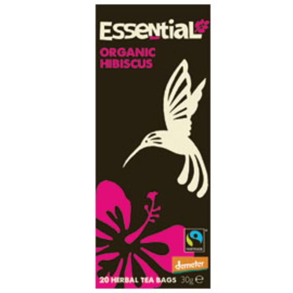 Hibiscus Tea FairTrade, ORGANIC
