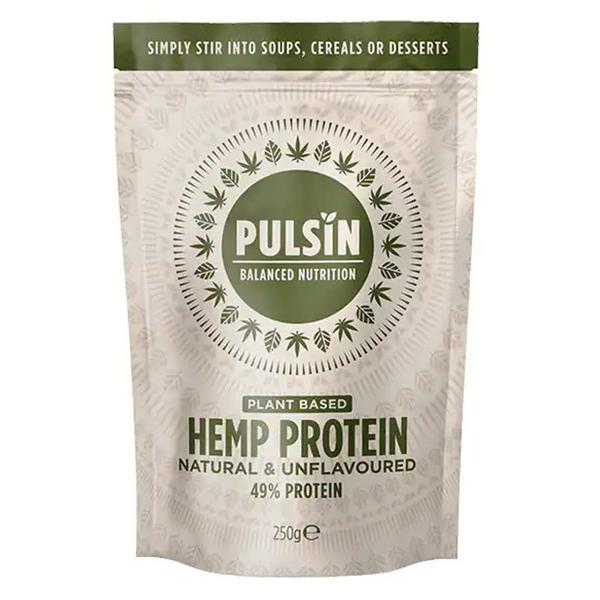 Raw Hemp Protein Isolate Vegan
