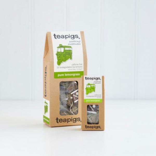 Lemongrass T-Bags