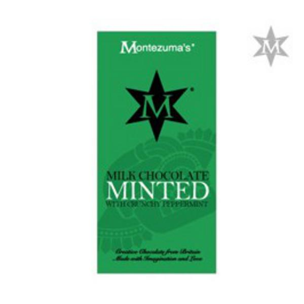 Minted Milk Chocolate