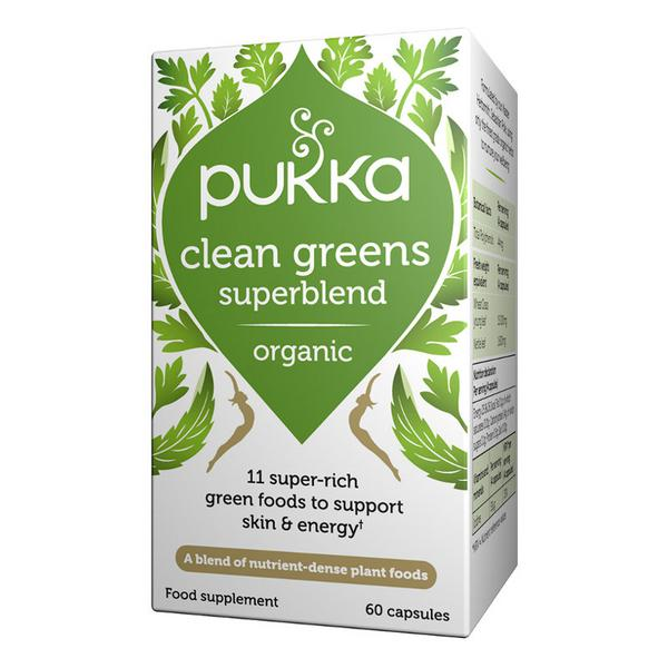 Clean Greens Supplement ORGANIC