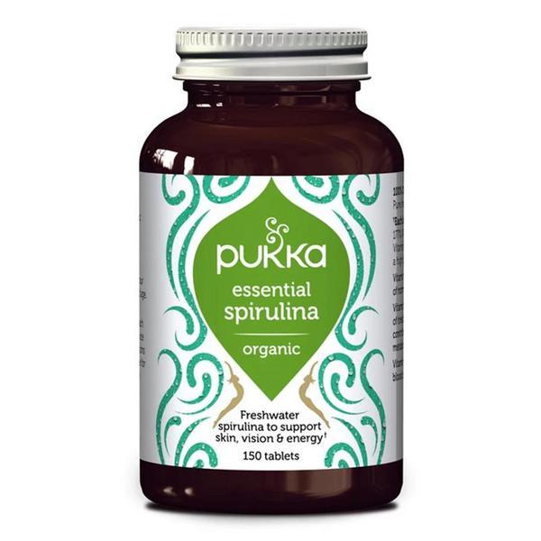 Essential Spirulina Vegan, ORGANIC image 2