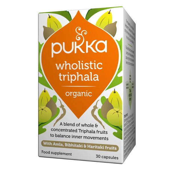 Wholistic Triphala Fruits ORGANIC