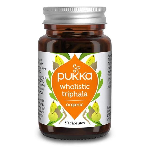 Wholistic Triphala Fruits ORGANIC image 2