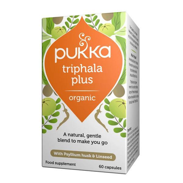Triphala Plus Amla,Psyllium Husk & Linseed ORGANIC