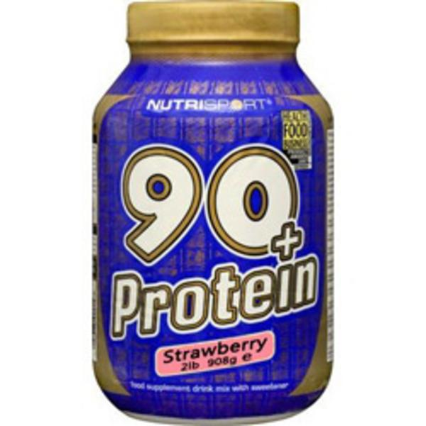 90+ Protein Supplement Strawberry