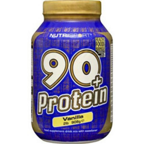 90+ Protein Supplement Vanilla Gluten Free