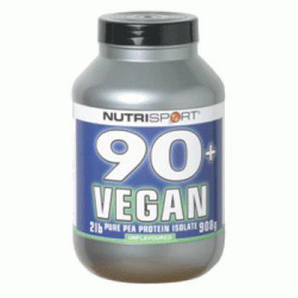 90+ Protein Supplement Vegan