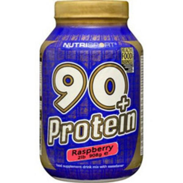 90+ Protein Supplement Raspberry