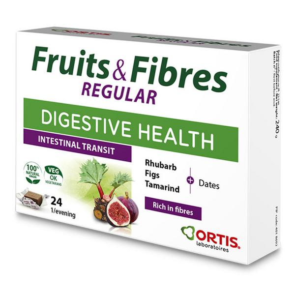 Fruits & Fibres With Rhubarb Supplement