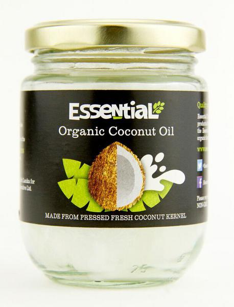 Raw Virgin Coconut Oil Vegan, ORGANIC