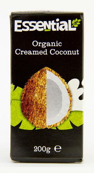 Creamed Coconut Block ORGANIC