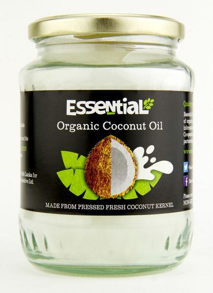 Raw Virgin Coconut Oil ORGANIC