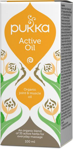 Active Oil ORGANIC