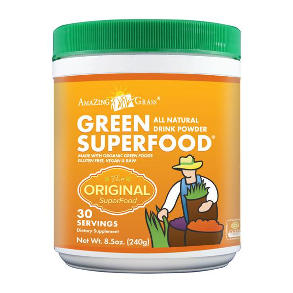 Original Green Superfood Supplement Powder ORGANIC
