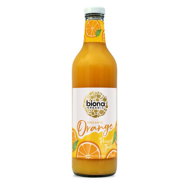 Orange Juice Pressed Demeter ORGANIC