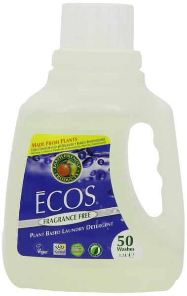 Free & Clear Laundry Liquid ECOS