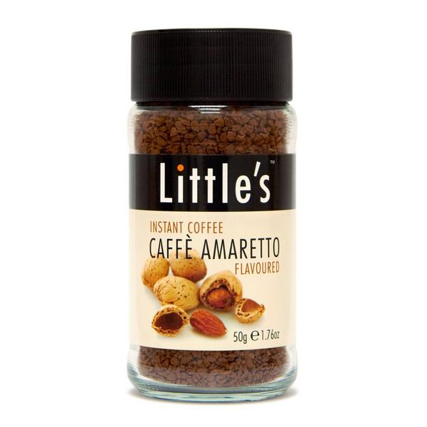 Amaretto Flavoured Instant Coffee