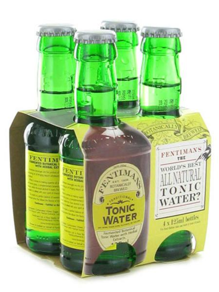 Tonic Water in 4X200ml from Fentimans