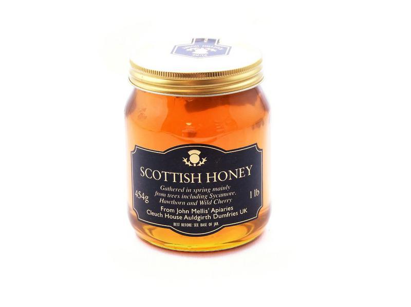 Runny Scottish Spring Honey