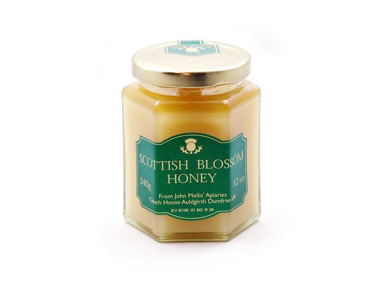 Set Scottish Blossom Honey
