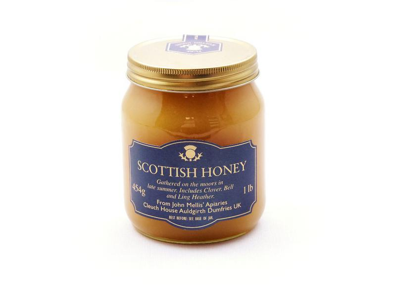 Set Scottish Heath & Wildflower Honey