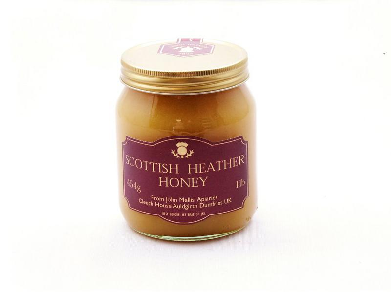 Set Scottish Heather Honey