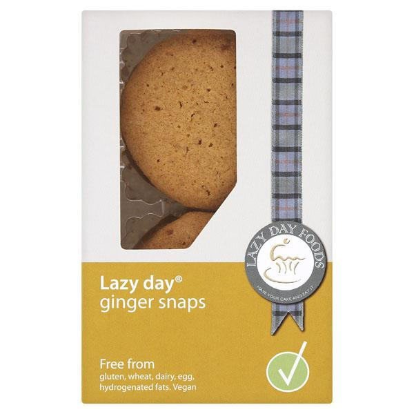 Free From Ginger Snaps Gluten Free, Vegan