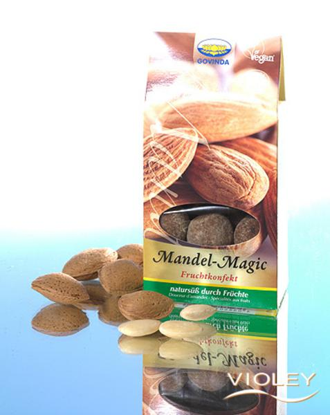 Almond Magic Balls Sweets Raw no added sugar, Vegan, ORGANIC