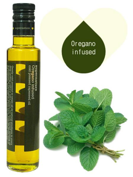 Oregano Infused Rapeseed Oil