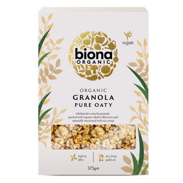 Pure Oaty Granola ORGANIC