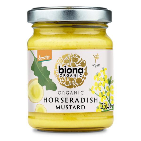 Horseradish Mustard Demeter ORGANIC