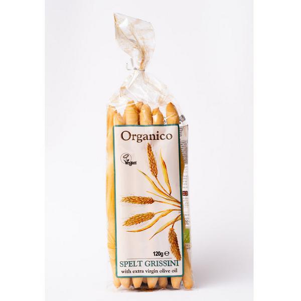 Spelt Breadsticks ORGANIC