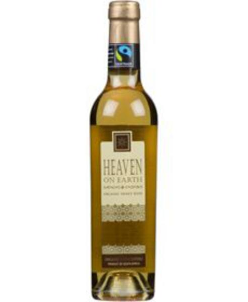 White Wine Heaven-on-Earth Muscat 11% Vegan, FairTrade, ORGANIC