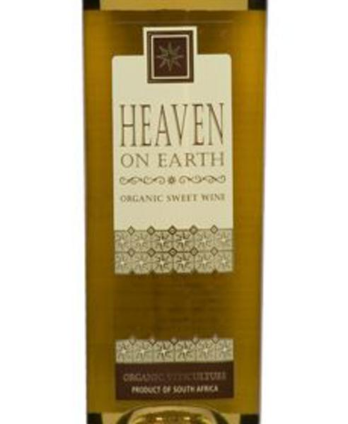 White Wine Heaven-on-Earth Muscat 11% Vegan, FairTrade, ORGANIC image 2