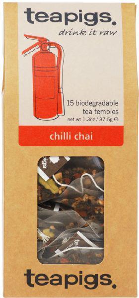 Chilli Chai Tea